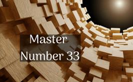 Master Number 33