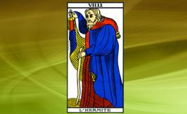 The Hermit Tarot card: positive or negative?