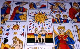 The Sun - Tarot of Marseille