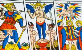 The Emperor - Tarot of Marseille